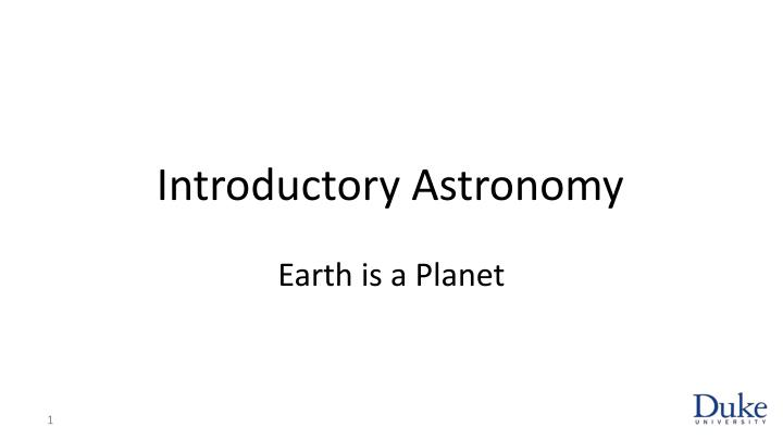 introductory astronomy n.
