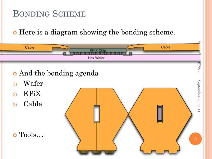 Bonding Scheme