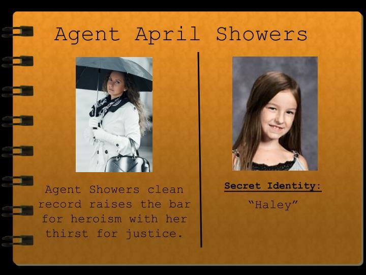 Agent April Showers