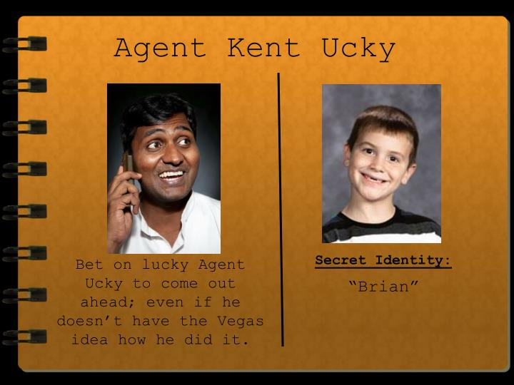 Agent Kent
