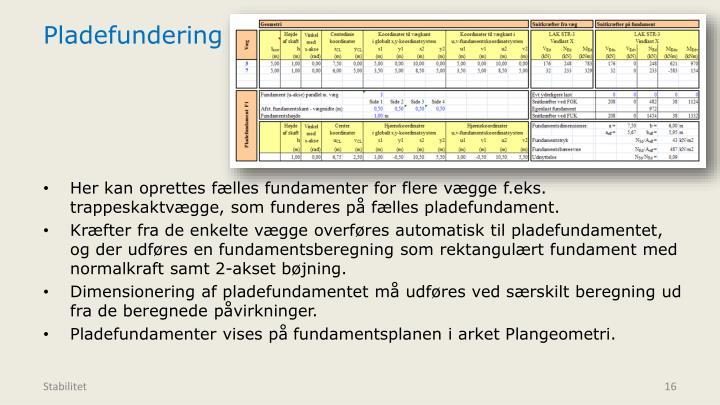 Pladefundering