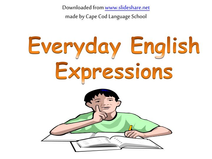 downloaded from www slideshare net made by cape cod language school n.