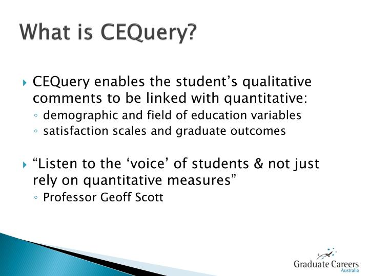 What is cequery1