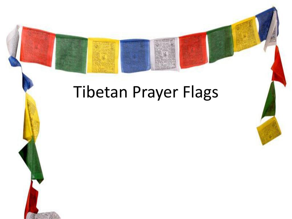 Ppt Tibetan Prayer Flags Powerpoint Presentation Id1970701