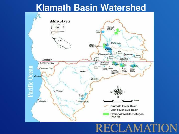 Klamath Basin Watershed