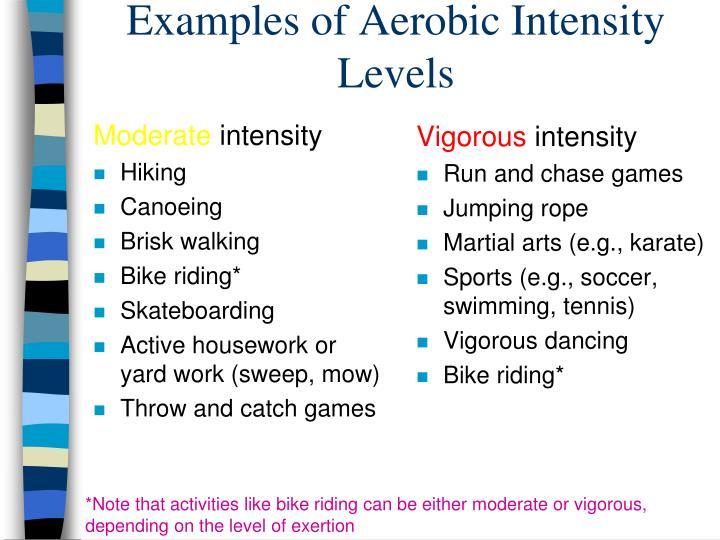 Ppt Aerobic Fitness Powerpoint Presentation Id 1971048