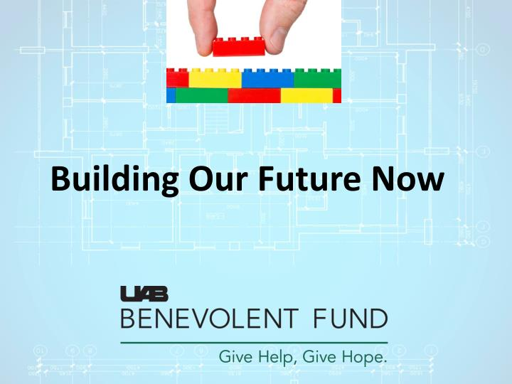 building our future now n.