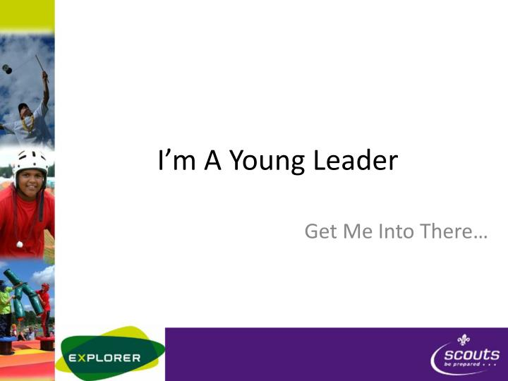 i m a young leader n.