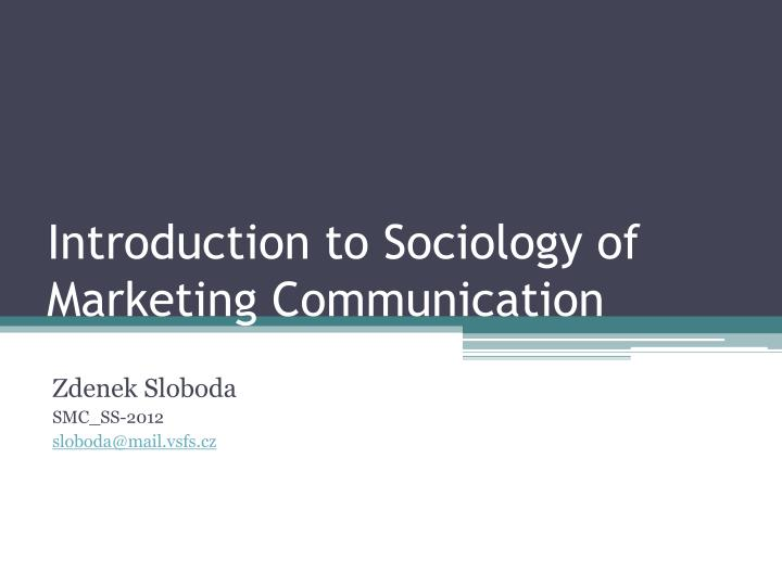 an introduction to the issue of communication in todays society Introduction to public communication  the issue of health care reform is  and society we promote communication climates of caring and mutual.