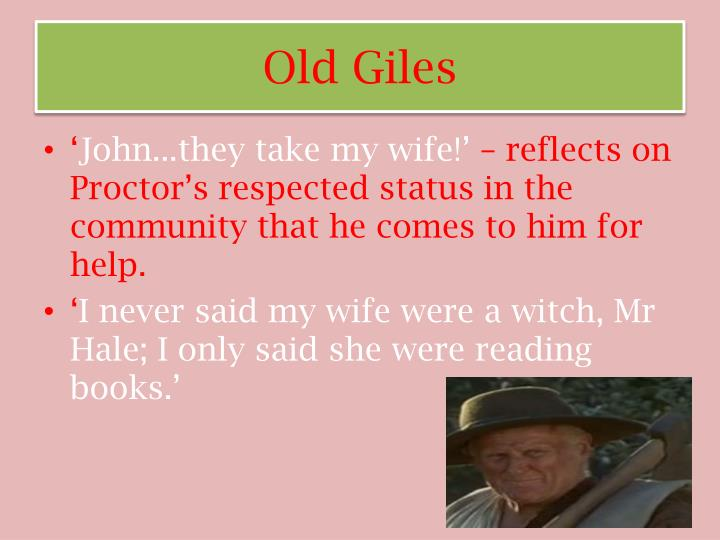 Old Giles