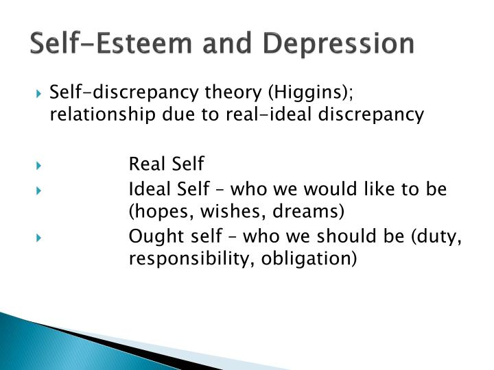 Self-Esteem and Depression