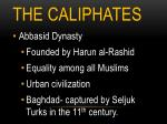 the caliphates1