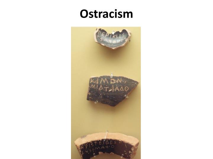 Ostracism