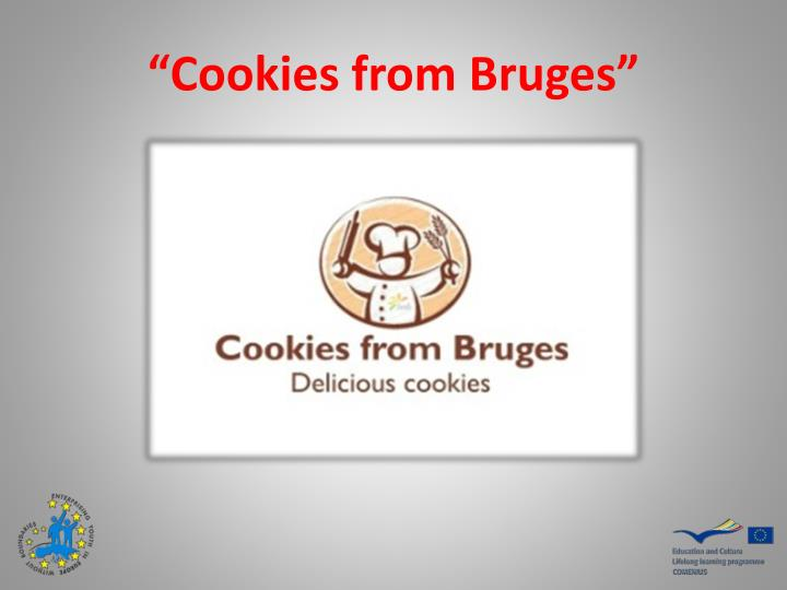 cookie company business plan How to write a winning business plan to clearly and cisely explain early on all aspects of the company's business a cookie-cutter, fill-in-the-blanks plan.