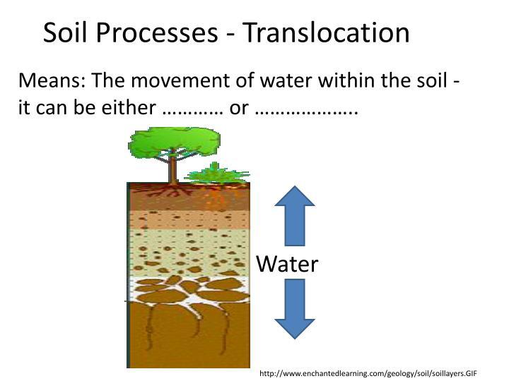Ppt 3 4 the soil system your tasks powerpoint for Soil layers ks2