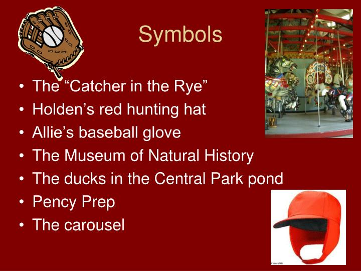 Ppt The Catcher In The Rye By Jd Salinger Powerpoint