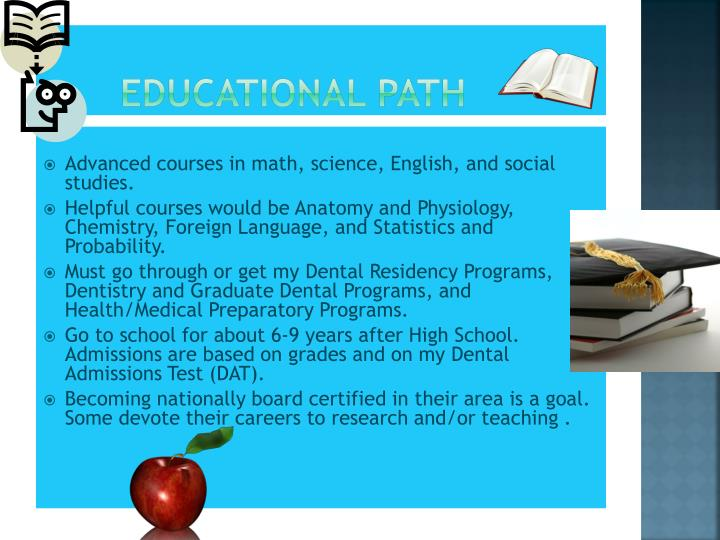 Educational Path