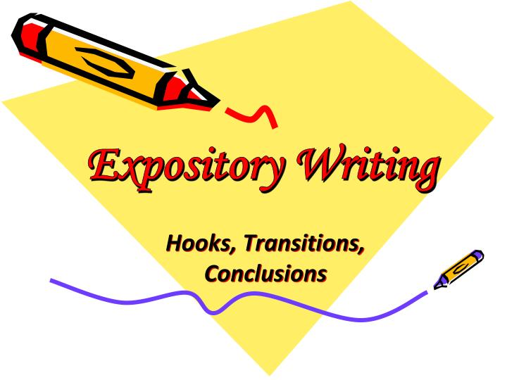 powerpoint on expository writing Expository writing expository writing is meant to inform, explain, or define the author's subject to the reader one of the most widely used forms of writing.