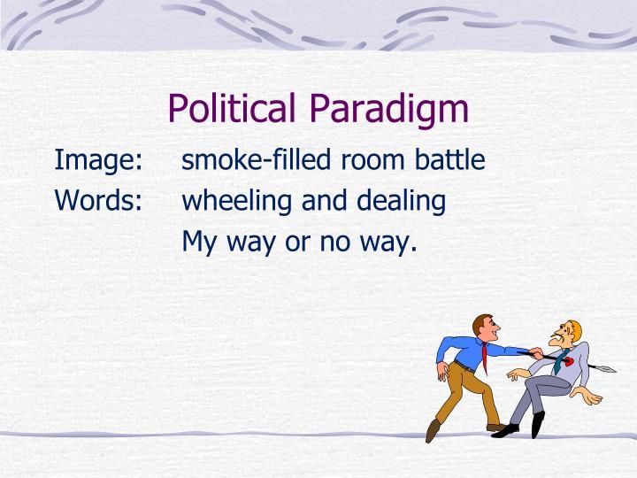Political Paradigm