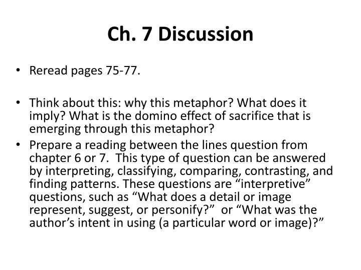 ch 7 discussion n.