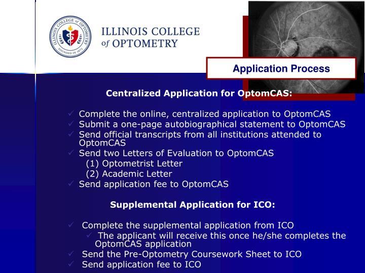 ico pre-optometry coursework sheet