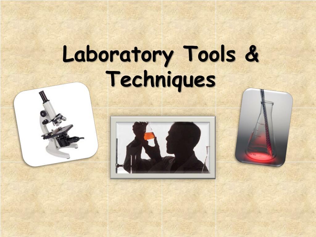 Laboratory apparatus.