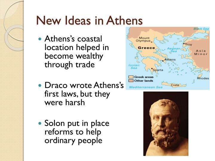 New Ideas in Athens