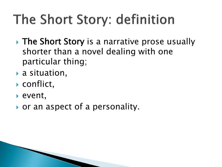 definition of introduction in a short story