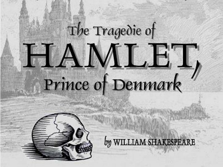the importance of the character of hamlet in the popularity of the play the tragedy of hamlet the pr Tragedy, hamlet, presents ten male laertes is of great importance in the play, hamlet the play hamlet is the character of laertes and how he.