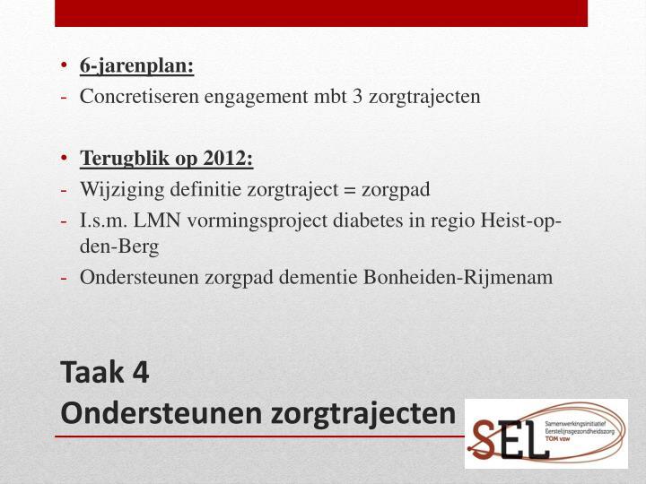 6-jarenplan: