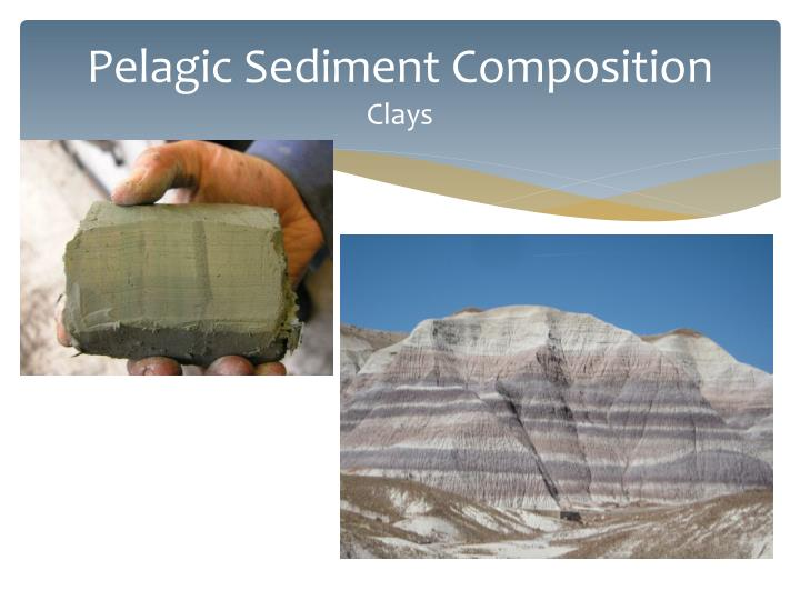 Pelagic Sediment Composition