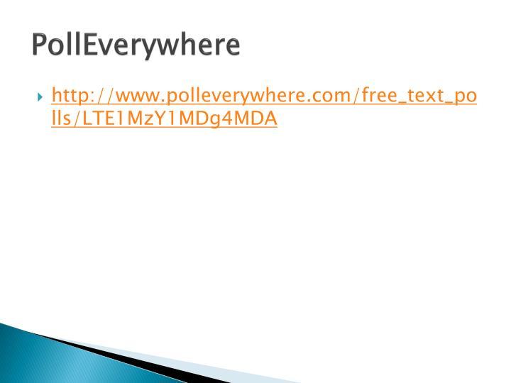 PollEverywhere