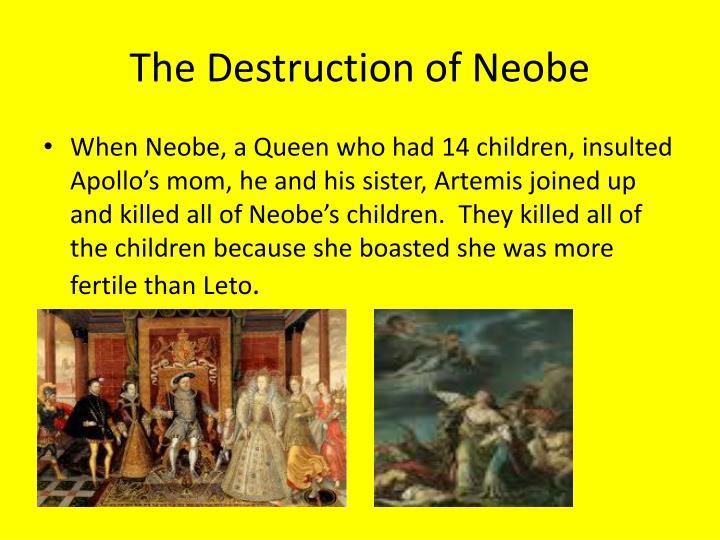 The Destruction of Neobe