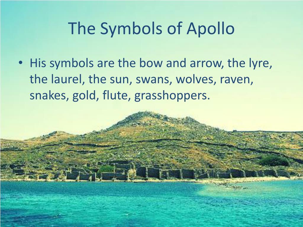 PPT - The God Apollo PowerPoint Presentation - ID:1978276