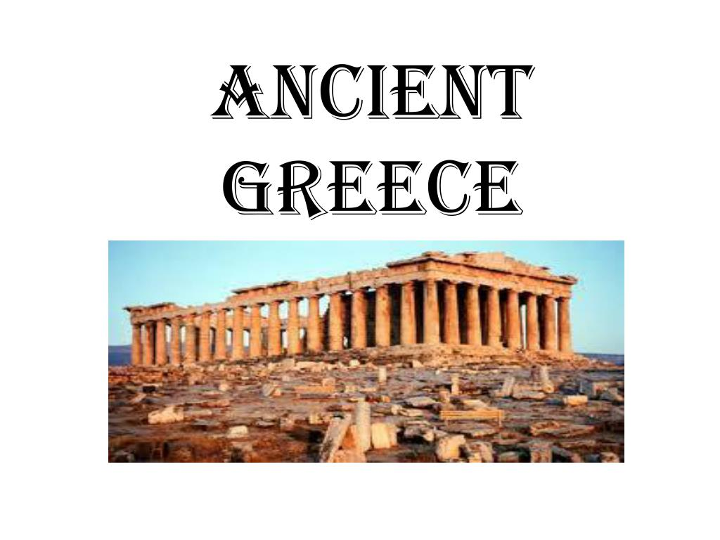 Ppt Ancient Greece Powerpoint Presentation Id1978534