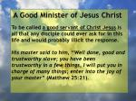 a good minister of jesus christ3