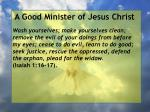 a good minister of jesus christ9