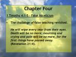 chapter four5