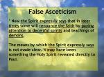 false asceticism1