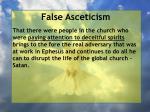 false asceticism12