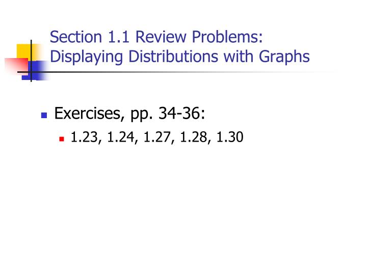 Section 1.1 Review Problems: