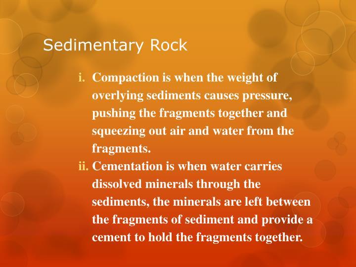 Sedimentary rock2