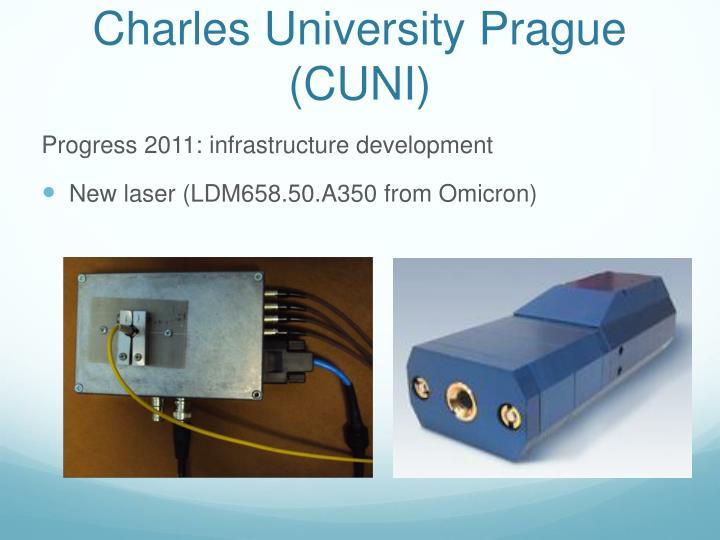 Charles university prague cuni2