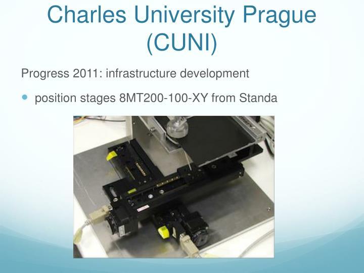 Charles University Prague (CUNI)