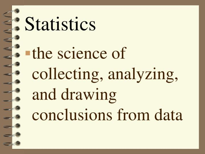 discuss the statistical analysis of your collected data The procedure used to collect data will vary depending on your design, instruments and sampling of participants regardless of the approach there are precautions you can take to ensure a smooth data collection process.