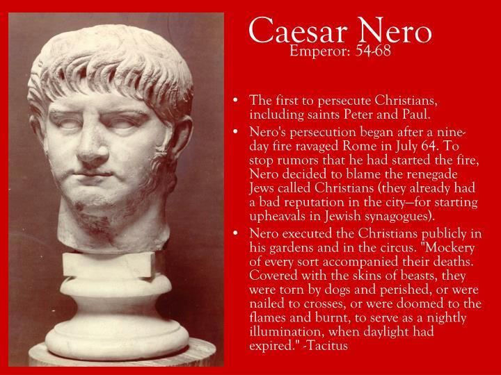 Caesar Nero