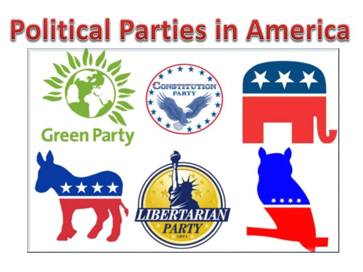 growth of political parties dbq