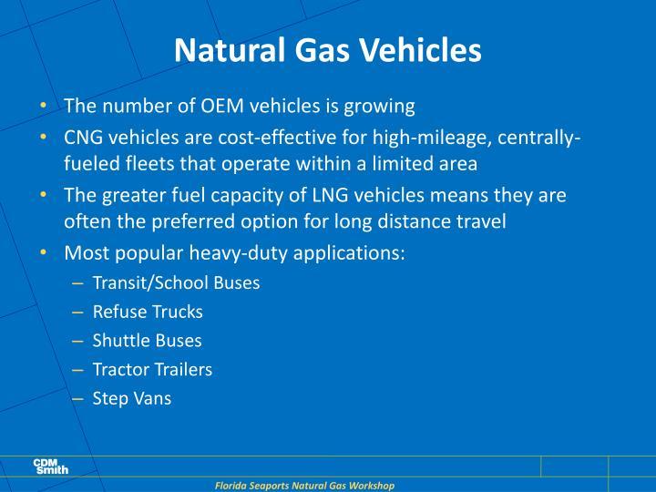 Natural Gas Vehicles