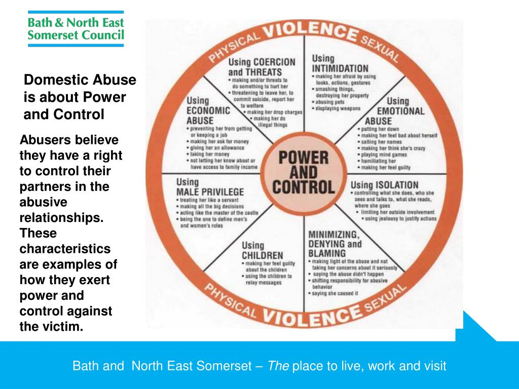 PPT - Domestic Violence and Abuse Profile PowerPoint Presentation