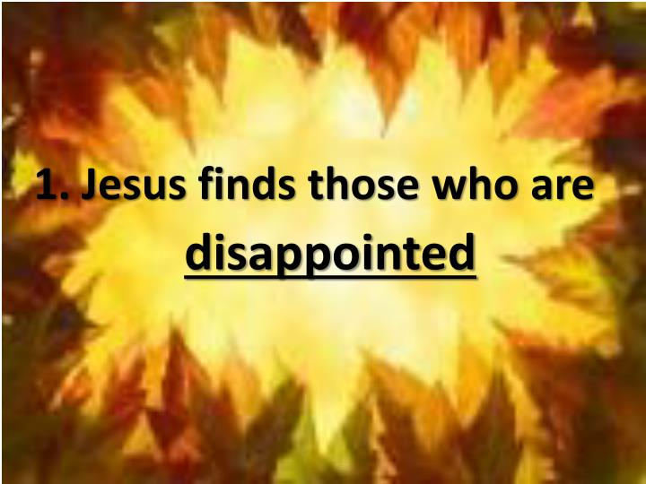 Being a disciple requires taking risks dave klusacek november 3 2013
